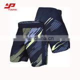 wholesale gym sport shorts polyester plus size mma shorts for men