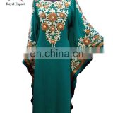 Royals REKFT152 Hot selling islamic women clothing fashion morocan jalabiya and kaftan