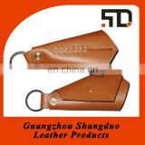High Quality Special Design PU Leather Customized Key Chains