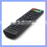 Faceplate Custom OEM Video Audio Player Remote Control Ultrathin TV Remote