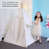 Teepee India tent child play house indoor & outdoor play tent