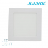 Ultra slim Fast & Easy Installation square round led ceiling panel light Super bright standard sizes
