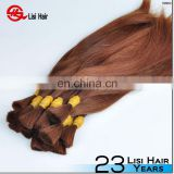 100 virgin remy bulk hair for wig making
