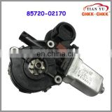 OEM 85720-02170 Auto Window Lifter Motor