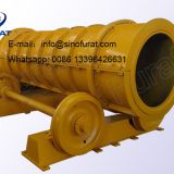 High quality favorable price RCC concrete culvert pipe mould& centrifugal pipe machine