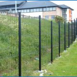 Welded Wire Mesh Fence Rigid /3D Bending Wire Fence Panel