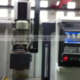 CNC 5 axis machine center metal parts 10000 automatic machining feed small vertical milling center CNC machine center