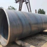 Double Seam Welded Pipe Used For Oil And Gas Pipelines En10125 S355 J2h