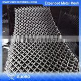 Low Price Expanded Metal Mesh Making Machine Decorative Aluminum Expanded Metal Mesh Panels Vinyl Coated Expanded Metal