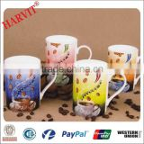 Printing Coffee Mug New Bone China