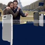 Custom logo mini folding mobile phone selfie stick for iPhone                                                                         Quality Choice