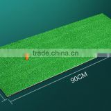 Golf Mat 30*90cm Residential Practice Hitting Mat Rubber Tee Holder