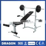 Adjustable foldable weight lifting Bench Fitness Equipment W281