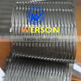 diamond rope mesh and ferrule mesh,anti bird mesh,stainless steel wire rope mesh for staircase | generalmesh