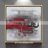 fashion modern home decorative wall art images frame Abstract canvas Oil Painting WZ-002