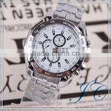 2015 Hot Sale Stainless Steel Men Roles Watches With Calendar For Business