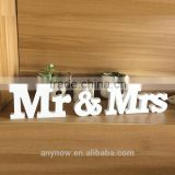 Wedding photos whimsy modelling essentials Mr & Mrs Wedding Sign