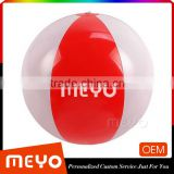 Funny beach ball kid toy ball kid color inflatable ball rolling ball