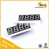 Digital Clock Using NEWSHINE FND Anode White Color Display 7 Segment LED Module 5641