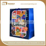 Hot selling cotton christmas gift bag