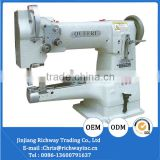cylinder bed compound heavy duty locks titch sewing machine
