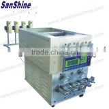Wire twister(skeiner) with (SS964T) 4 spindles automatic coil winding machine