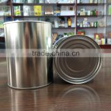 Alibaba China exquisite small metal tea tin can manufacturer with easy open lid for new product