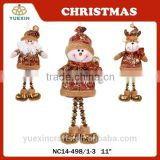Christmas Hanging Ornament With Bead Leg