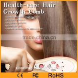 Personal High Quality Vibrating Massager Health and care hair growth comb with Removable cleaning