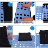 Plastic Garment folder board T shirt folder cloth folder