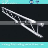 led screen backdrop aluminum lighting truss for portable staging system