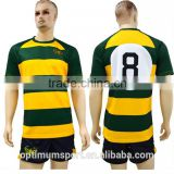 Custom Rugby Jersey Cheap Blank Wholesale Rugby Shirts
