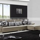 soft furniture / living room furniture / 1+3+couch / modern leather home sofa L17
