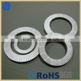 Standard Parts Disc Serrated Washer Manufacture, Export DIN125 Zinc Plated Flat Washer,Washer/Lock Washer supplier