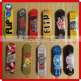 Canadian Maple Wood Professional Custom Finger Skateboard Deck                                                                                                         Supplier's Choice