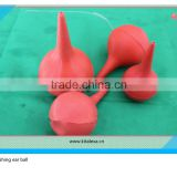 Ear washing ball medical sucking ear ball rubber products blowing dust ball gas