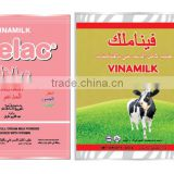Instant Full Cream Milk Powder Enriched with Vitamin
