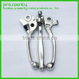 custom bicycle or motorcycly adjustable clutch brake lever