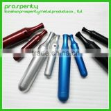 OEM milled aluminum parts machining part metal smoking pipe parts