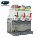 INquiry about Saier Commercial Granita Slush Machine CE RoHS Approved