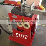 German brand Transfluid small mobile pipe bending machine with small bending radius 2-3D