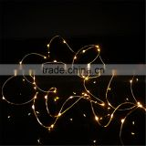 10M 100LED Christmas Fairy Lights Copper Wire LED Starry Lights DC 12V Blue Warm White RGB LED String Light Wedding Decoration
