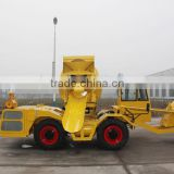 TOBEMAC hot sell self loading concrete mixer truck                                                                                                         Supplier's Choice