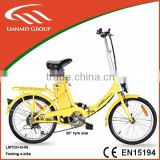 EN15194 Approved e-bikes folding pedal assisted