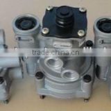 auto spare parts for howo truck,trailer valve