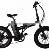 fat tire folding electric bike 20*4.0