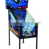 Coin Operated Electronic Pinball Machine Arcade Machine