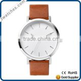 new arrival brand stainless steel watches OEM custom brand original japan miyota movement fashion watches