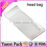 INquiry about YASON printed opp header bags for biscuit opp header bags for silk ribbon package staple header pack poly bag