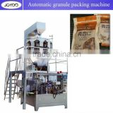 Automatic rotary bag-given potato chips packing machine
